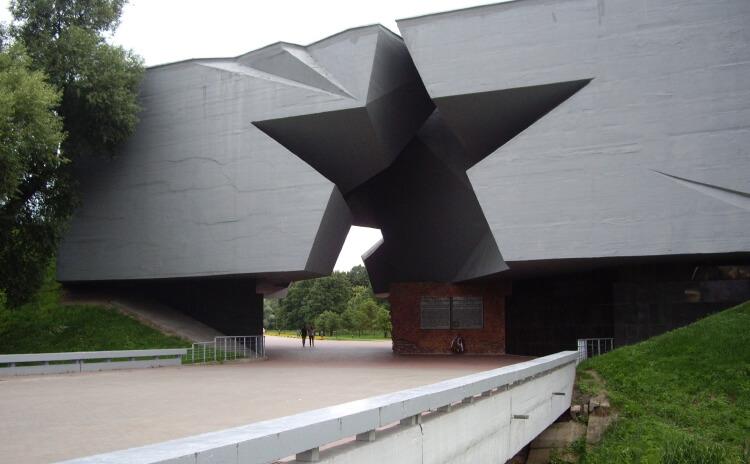Страна матрасов Вегас: Беларусь, Брестская крепость - мемориальный комплекс