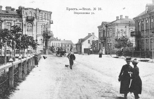 Страна матрасов Вегас: Беларусь, Старый Брест