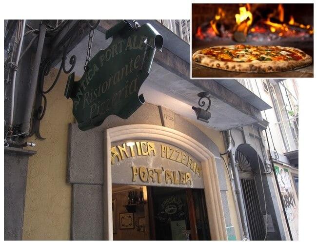 Страна матрасов: Италия, Неапольская пиццерия