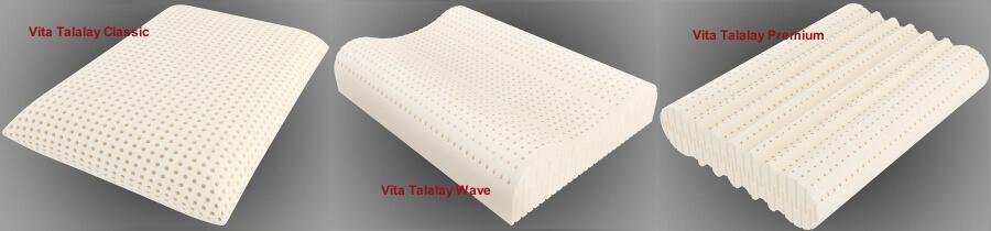 Подушки Vita Talalay