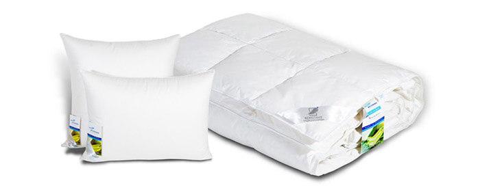 Констант - пуховые принадлежности для сна