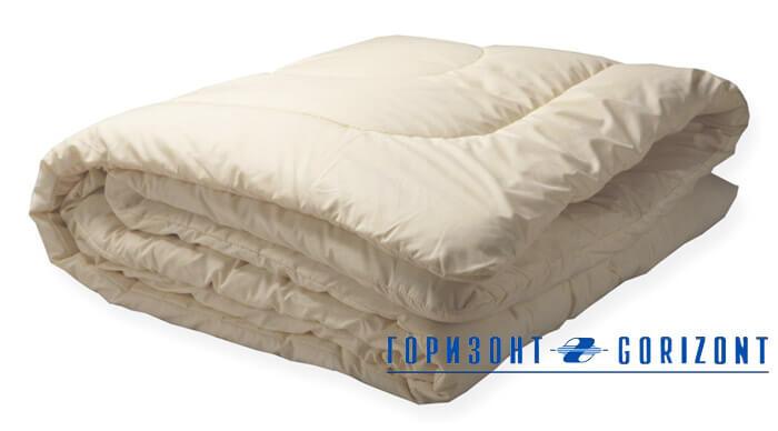 Одеяло из шерсти Горизонт