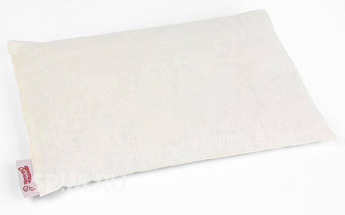 Подушка с вишневыми косточками «Доктор Вишня»