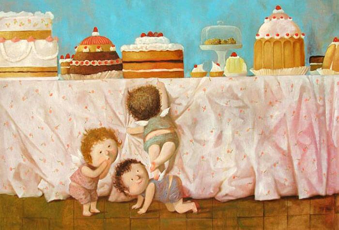 Иллюстрация Евгении Гапчинской