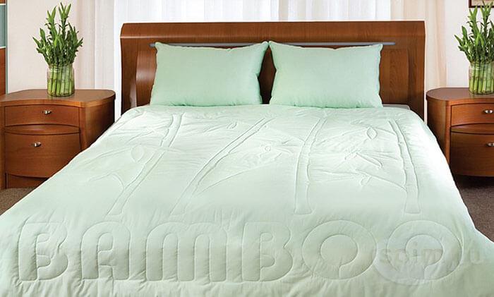 Бамбуковые подушки для аллергика
