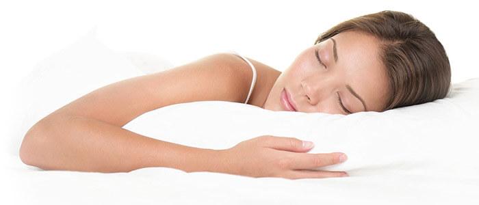 На каких подушках удобнее спать?