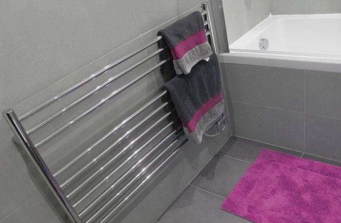Как избавиться от влажности в ванной?