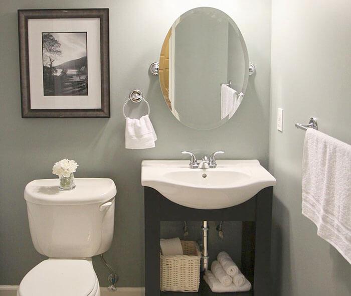 Как сделать ванную комнату уютней?