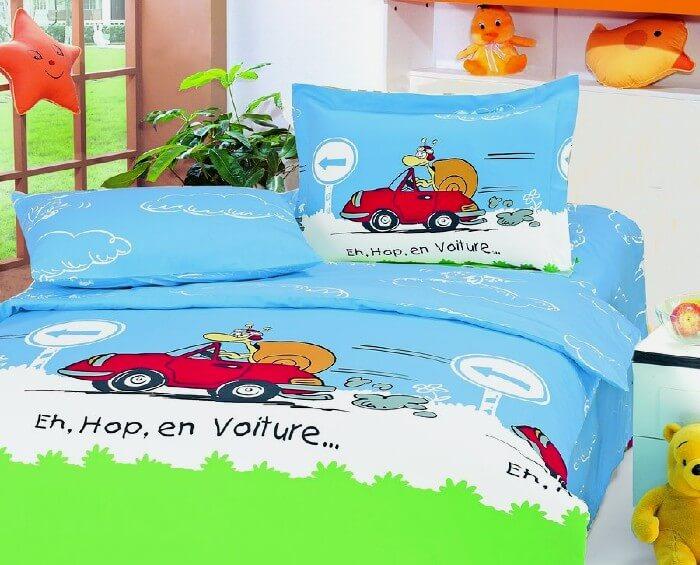 Детское постельное белье Le Vele Speedy