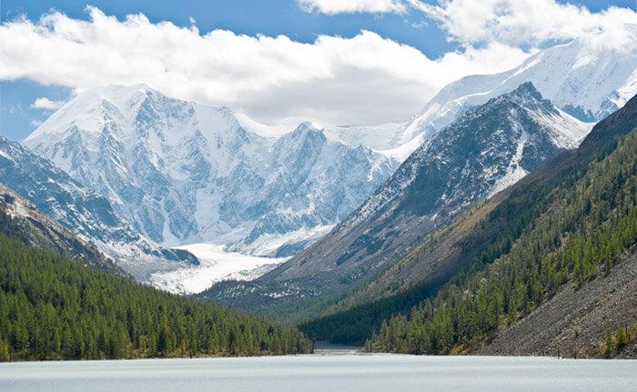 12 самых красивых мест России: Алтайские горы