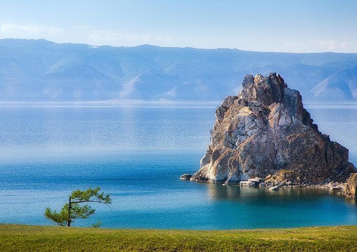 12 самых красивых мест России: Ольхон, Байкал