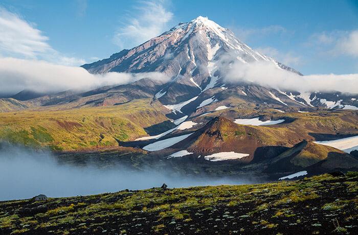 12 самых красивых мест России: Камчатка