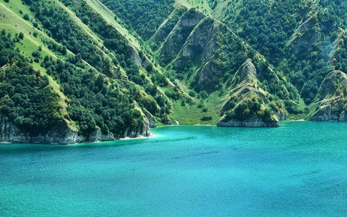 12 самых красивых мест России: Озеро Кезеной-ам