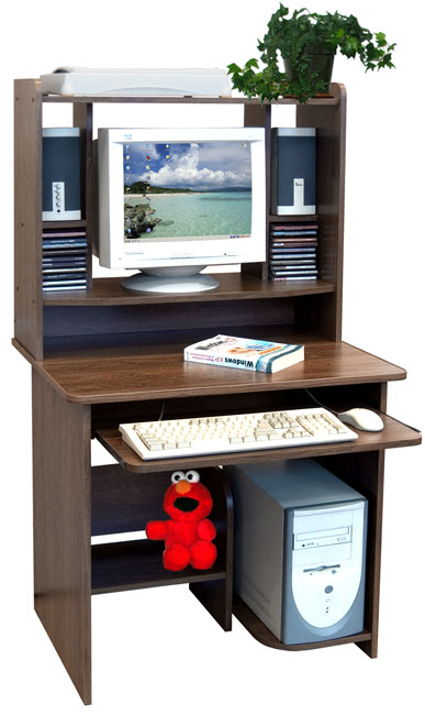 Компьютерный стол Сокол КСТ-01+КН-11