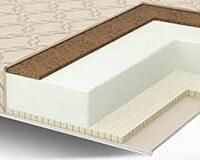 Купить матрас Comfort Line Cocos-Latex2 Roll Classic Slim