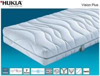 Беспружинный  матрас Hukla Vision Plus
