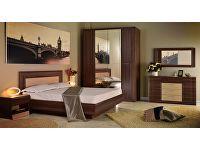 Спальня СБК Модена (дуб пасадена)