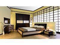 Спальня СБК Сакура (дуб хай-лайн)