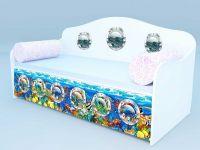 Детские диваны Кроватка5