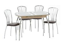 Столы обеденные Кубика