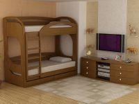 Двухъярусные кровати Торис Миа
