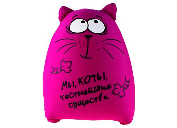 Подушка Антистресс DreamBag Честный кот