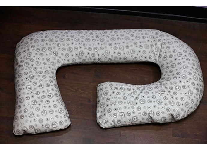 Подушка для беременных DreamBag G-образная