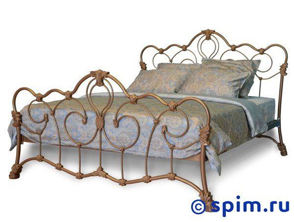 Кровать Dream Master Мишель (2 спинки) 200х190 смМеталлические кровати Dream Master<br>Материал каркаса: металл (сталь). Размер Дрим Мастер Mishel 2-спальный: 200 x 190 см<br><br>Ширина см: 200<br>Длина см: 190