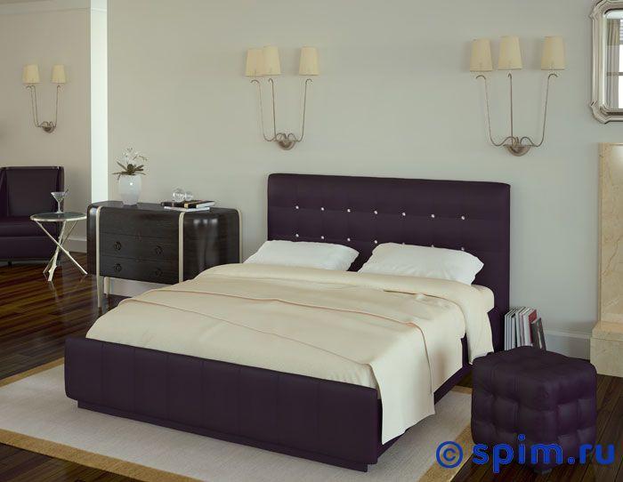 Кровать Арника Лорена с подъемным механизмом 140х200 см
