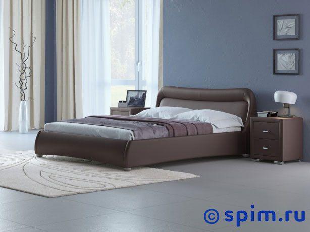 Кровать Орматек Corso-5 160х190 смКровати Орматек<br>Материал: рама - Дсп, Мдф, обивка – экокожа класса Люкс. Размер Ormatek Корсо-5 двуспальный: 160 x 190 см<br><br>Ширина см: 160<br>Длина см: 190