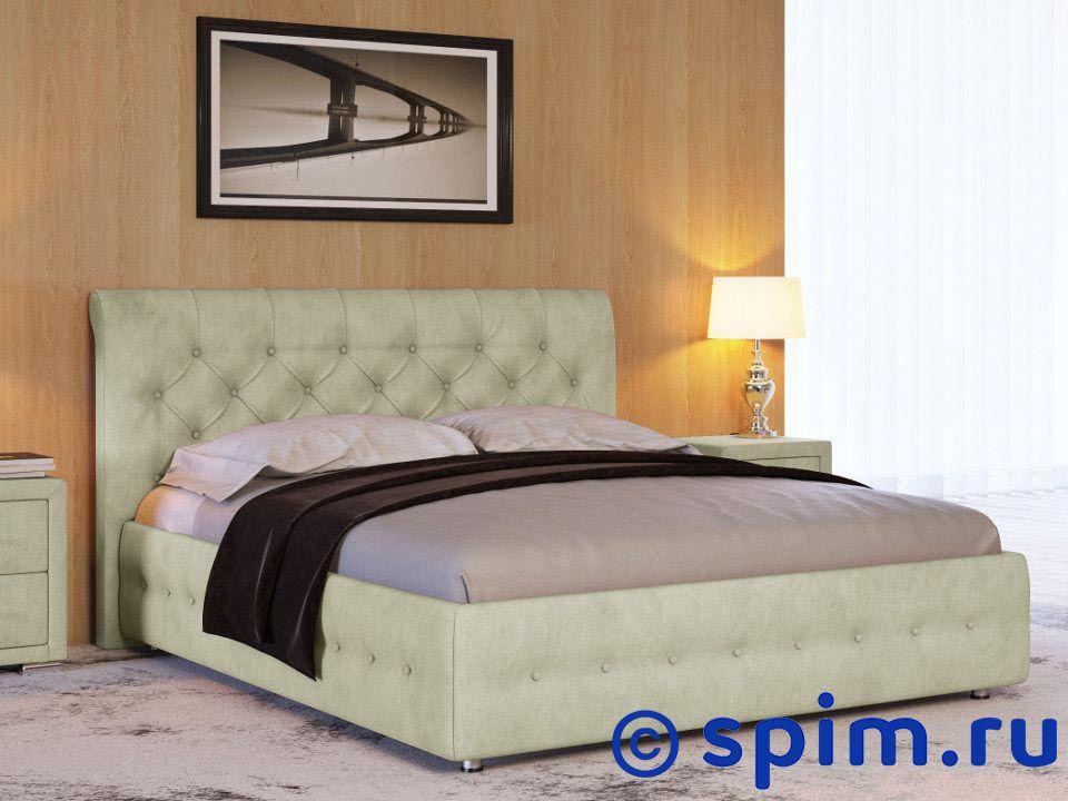 Кровать Life 4 Box (ткань и цвета люкс) 180х200 смКровати Райтон<br>Материал: каркас из Дсп, обивка из экокожи класса Люкс или ткань. Основание: встроенное подъемное основание на металлокаркасе с березовыми ламелями. Размер Лайф 4 Бокс двуспальный: 180 x 200 см<br><br>Ширина см: 180<br>Длина см: 200