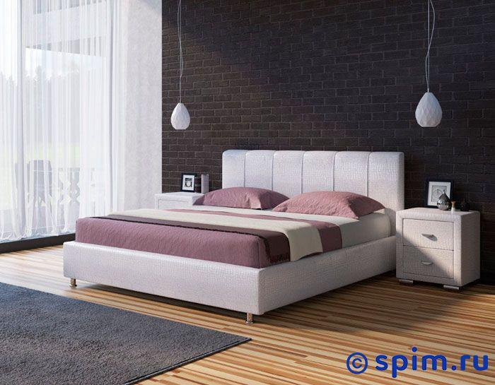 Кровать Райтон Nuvola 7 цвета люкс 140х190 смКровати Райтон<br>Материал: каркас - Дсп, Мдф; обивка - экокожа класса люкс. Размер Rayton Нувола 7 двуспальный: 140 x 190 см<br><br>Ширина см: 140<br>Длина см: 190