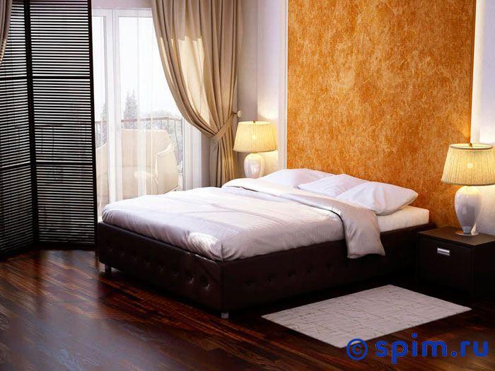 Кровать Орматек Veda 4 Base цвета люкс и ткань 180х200 см