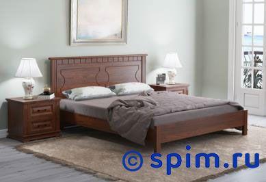 Кровать Райтон Венеция-тахта М береза 140х200 см