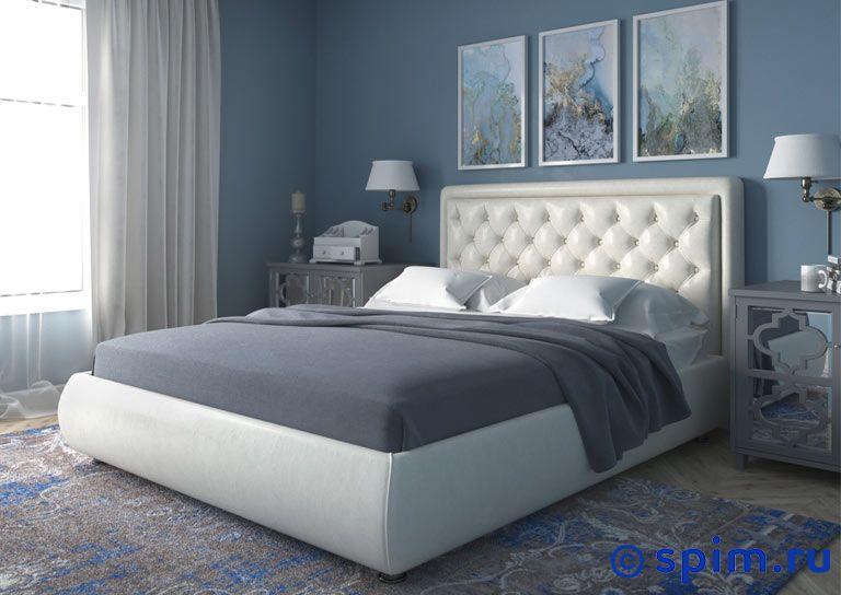 Кровать Perrino Вирджиния (промо) 140х200 см