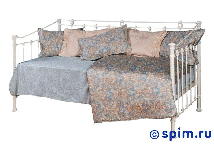 Кровать-диван Гвардиан Dream Master 90х190 смМеталлические кровати Dream Master<br>Материал каркаса: металл (сталь). Размер Gvardian Дрим Мастер односпальный: 90 x 190 см<br><br>Ширина см: 90<br>Длина см: 190
