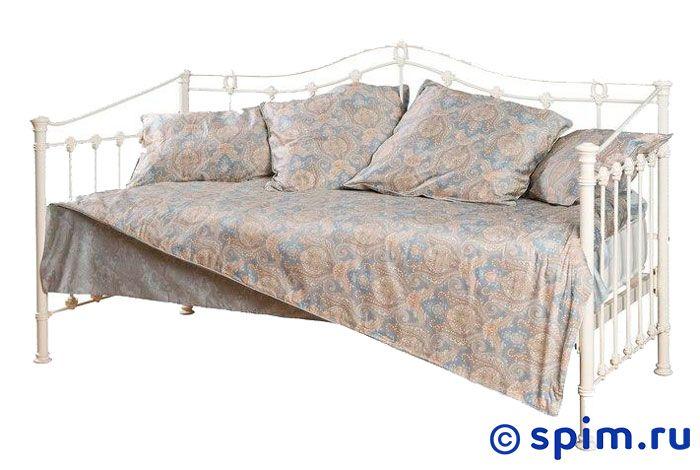Кровать-диван  Карина Dream Master 90х195 смМеталлические кровати Dream Master<br>Материал каркаса: металл (сталь). Размер Karina Дрим Мастер односпальный: 90 x 195 см<br><br>Ширина см: 90<br>Длина см: 195