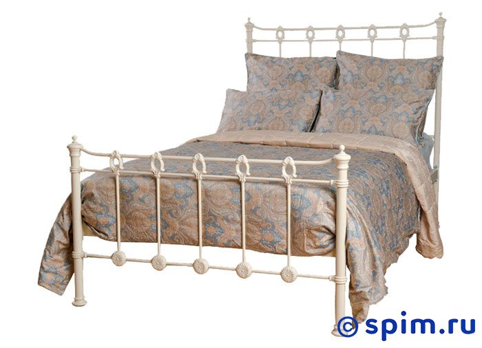 Кровать Капель (1 спинка) Dream Master 90х195 смМеталлические кровати Dream Master<br>Материал каркаса: металл (сталь). Размер Kapel Дрим Мастер односпальный: 90 x 195 см<br><br>Ширина см: 90<br>Длина см: 195