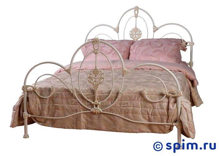 Кровать Прима (2 спинки)  Dream Master 120х195 смМеталлические кровати Dream Master<br>Материал каркаса: металл (сталь с элементами литья). Размер Prima Дрим Мастер: 120 x 195 см<br><br>Ширина см: 120<br>Длина см: 195