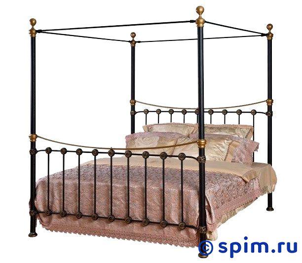 Кровать  Раннок (2 спинки) Dream Master 140х190 смМеталлические кровати Dream Master<br>Материал каркаса: металл (сталь). Размер Rannok Дрим Мастер двуспальный: 140 x 190 см<br><br>Ширина см: 140<br>Длина см: 190