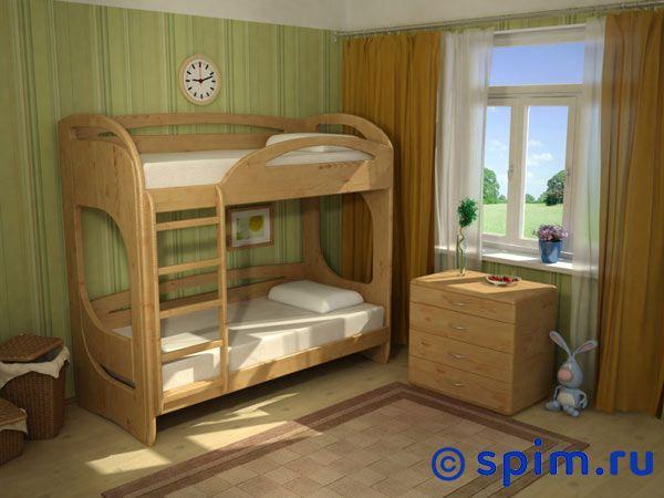 Кровать Миа 3 Торис 80х190 см
