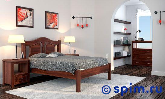 Кровать DreamLine Авиньон 200х195 смКровати DreamLine<br>Материал: каркас из массива бука, основание с гнутыми березовыми ламелями. Размеры спального места (ширина х длина), см: 140х190/195/200, 150х190/195/200, 160х190/195/200, 180х190/195/200, 200х190/195/200.  *Матрас в стоимость кровати не входит. Размер ДримЛайн Avinon 2-спальный: 200 x 195 см<br><br>Ширина см: 200<br>Длина см: 195