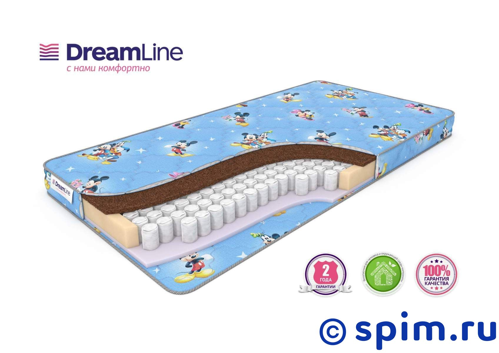 ������� ������ DreamLine Baby Sleep Dream Tfk 60�120 ��