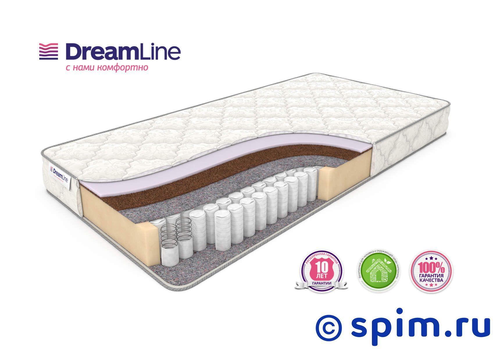 Матрас DreamLine Single Foam Hard Tfk 160х195 см от spim.ru