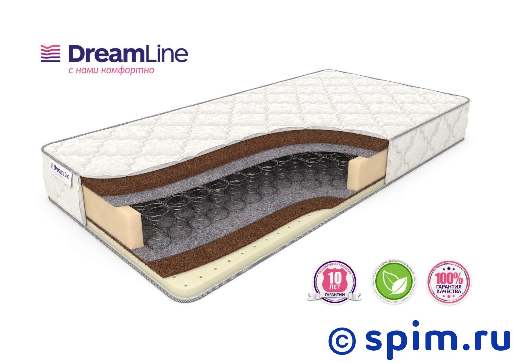 Матрас DreamLine SleepDream Hard Bonnell 80х200 см