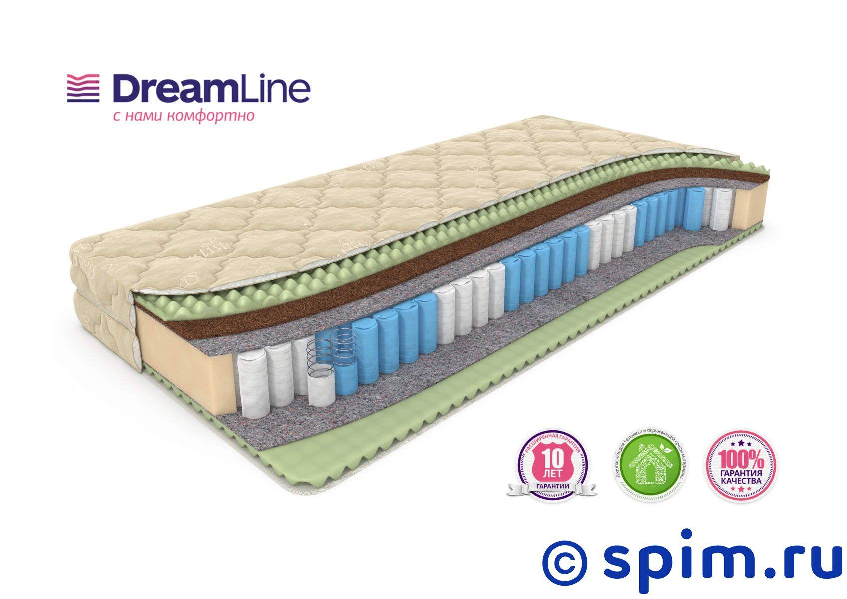 Матрас DreamLine Mix Foam Smart Zone 80х195 см