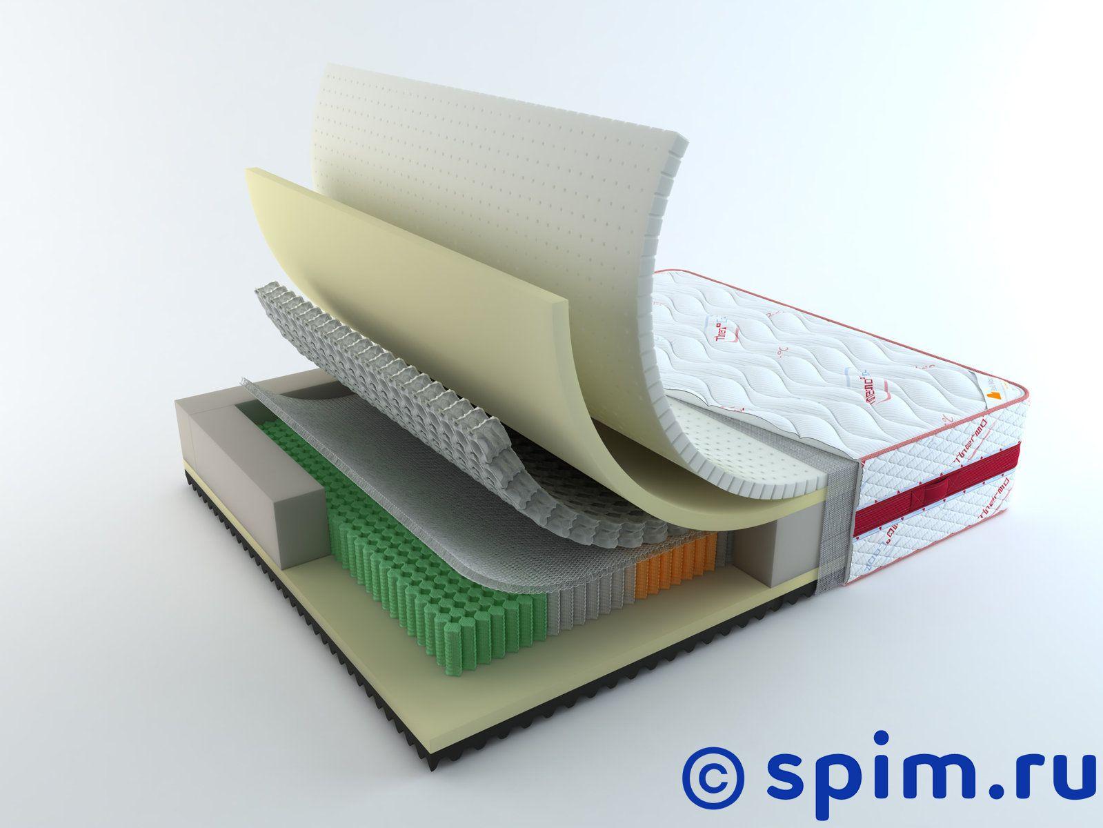Матрас Rollmatratze Golden Dream 120х190 смПружинные матрасы Rollmatratze Feder<br>Разносторонний матрас на двойном блоке независимых пружин (256 + 500, 7 зон шт/м2): упруго-мягкий со стороны натурального латекса и пены VitaFoam, вязко-эластичный со стороны пены VitaFoam и Memory Schaum. Чехол на выбор: бамбук блиц, сильвец блиц, лен блиц, термокул блиц. Высота: 36 см. Нагрузка: 150 кг. Размер Роллматрас Голден Дрим 1,5-спальный: 120 x 190 см<br><br>Ширина см: 120<br>Длина см: 190<br>Линейка: Feder