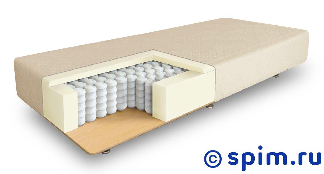 Пружинное основание Springbox под матрас Matramax 90х200 смОснования и аксессуары Matramax<br>Спрингбокс (springbox (англ.) – дословно «коробка с пружинами»). В конструкции спрингбоксов Matramax объединил основание, в которое этот спрингбокс вкладывается, с самим спрингбоксом. Компания Matramax предлагает Вам красивую и удобную кровать, которая не только стильно смотрится и придает спальне особую уютную атмосферу, но и продлевает срок службы Вашего матраса. Высота, см: 30-31. Размер  односпальный: 90 x 200 см<br><br>Ширина см: 90<br>Длина см: 200