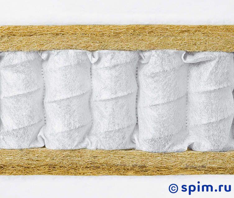 Матрас Консул Посейдон 160х200 смМатрасы Консул Олимп<br>Жесткий матрас на основе кокосовой койры. Кокосовая койра - 2 см. с обеих сторон. Кокос на подложке - 2 см. с обеих сторон. Блок независимых пружин с 3-мя зонами жесткости (300 пружин на кв. м.) итальянского производства. Несъемный чехол из хлопкового жаккарда или эластичного трикотажа. Ручек нет. Рекомендуемый вес до 100 кг. на человека. Высота матраса зависит от толщины стежки. Бывают тонкая или средняя стежки. При оформлении  необходимо выбрать вариант стежки. Размер Consul Poseidon двуспальный: 160 x 200 см<br><br>Ширина см: 160<br>Длина см: 200<br>Линейка: Олимп