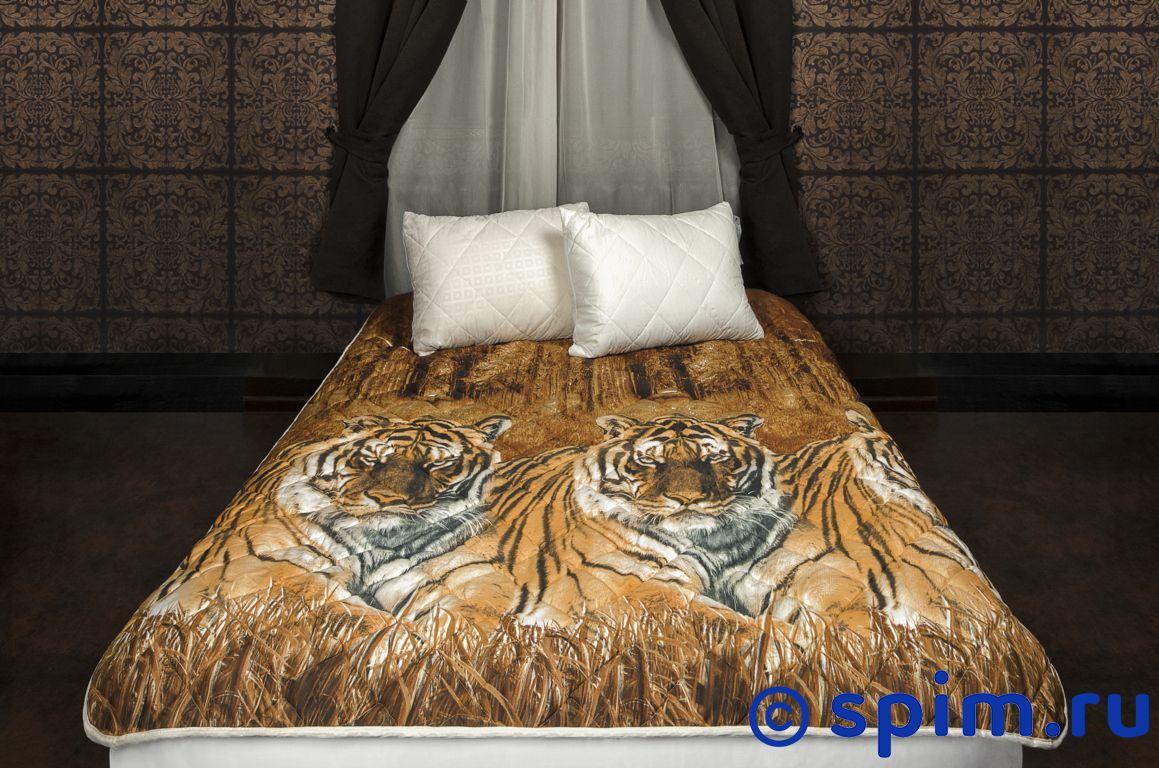 Покрывало Natures Уссурийские тигры с подушкой 160х210 см